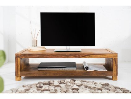 Masivní TV stolek Carlton, 110cm 01