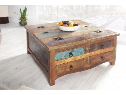 Designový konferenční stolek Darell, 70cm 01