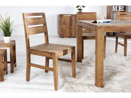 Designová jídelní židle Rose 01