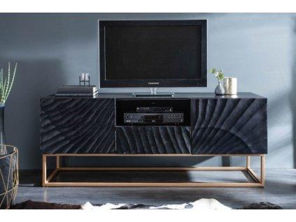 Masivní TV stolek Anisha, 160cm 01