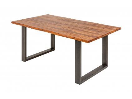Masivní jídelní stůl Bill, 160cm 01