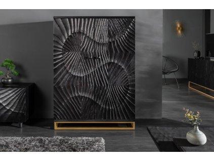 Luxusní komoda Anisha, 141cm 01