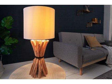 Designová stolní lampa Elisabeth, 56cm 01