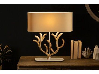 Designová stolní lampa Enid, 58cm 01