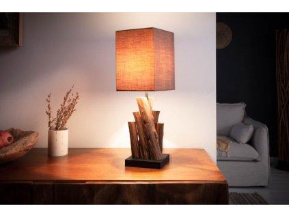 Designová stolní lampa Erica, 45cm 01