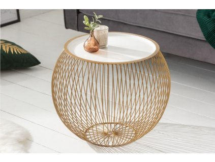 Designový konferenční stolek Dom, 51cm 01