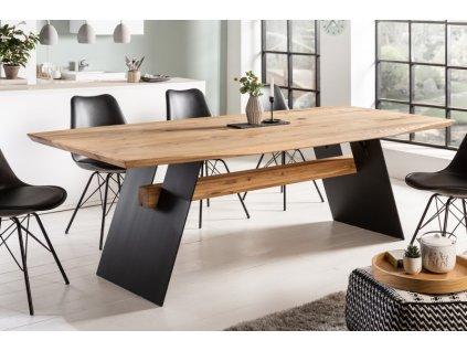 Luxusní jídelní stůl Julius, 200cm 01