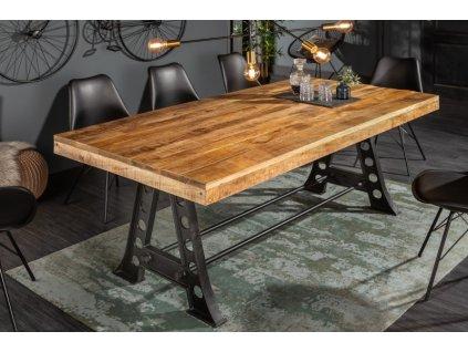 Luxusní jídelní stůl Justin, 200cm 01