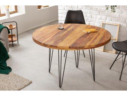 Luxusní jídelní stůl Kash, 120cm 01