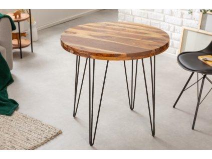 Luxusní jídelní stůl Kash, 80cm 01