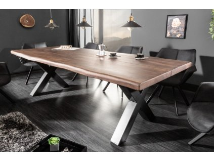 Masivní jídelní stůl Lawrence, 220cm 01