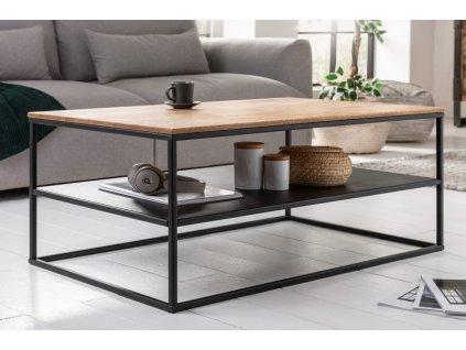 Designový konferenční stolek Luis, 95cm 01