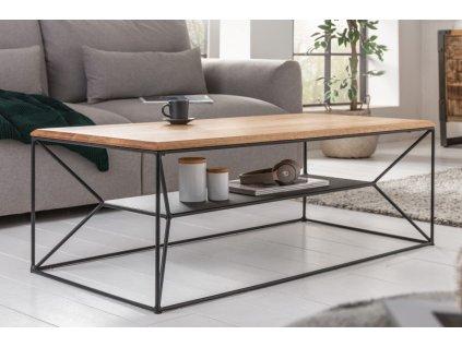 Designový konferenční stolek Liam, 110cm 01