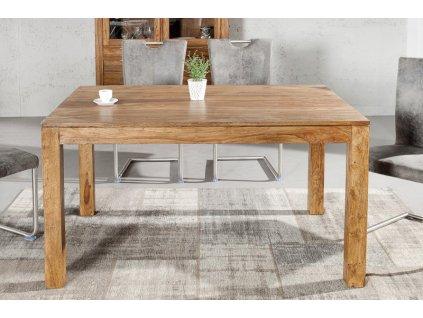 Masivní jídelní stůl Adam, 120cm 02
