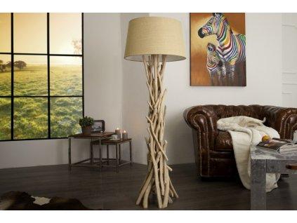 Designová stojací lampa Caitin 06