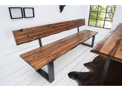Jídelní lavice Gemma, 160cm 01