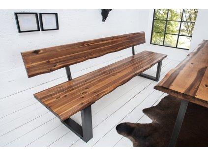 Jídelní lavice Gemma, 200cm 01