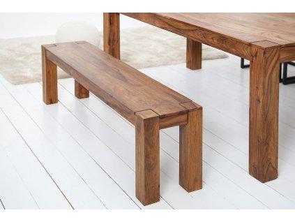 Jídelní lavice Kirsty, 140cm 01
