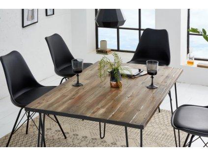 Masivní jídelní stůl Brandon, 120cm 01