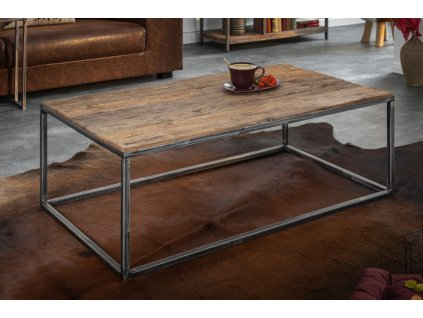 Konferenční stolek Stuart, přírodní 01