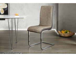 Jídelní židle Bethany, hnědá (4ks) 01