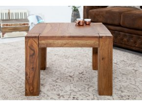 Masivní konferenční stolek Andrej, 60cm 01