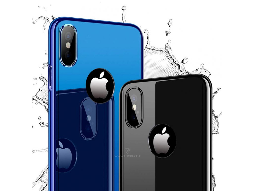 Roybens Premium Royal Blue iPhone + darček tvrdené sklo - Luxria 9236af5c440