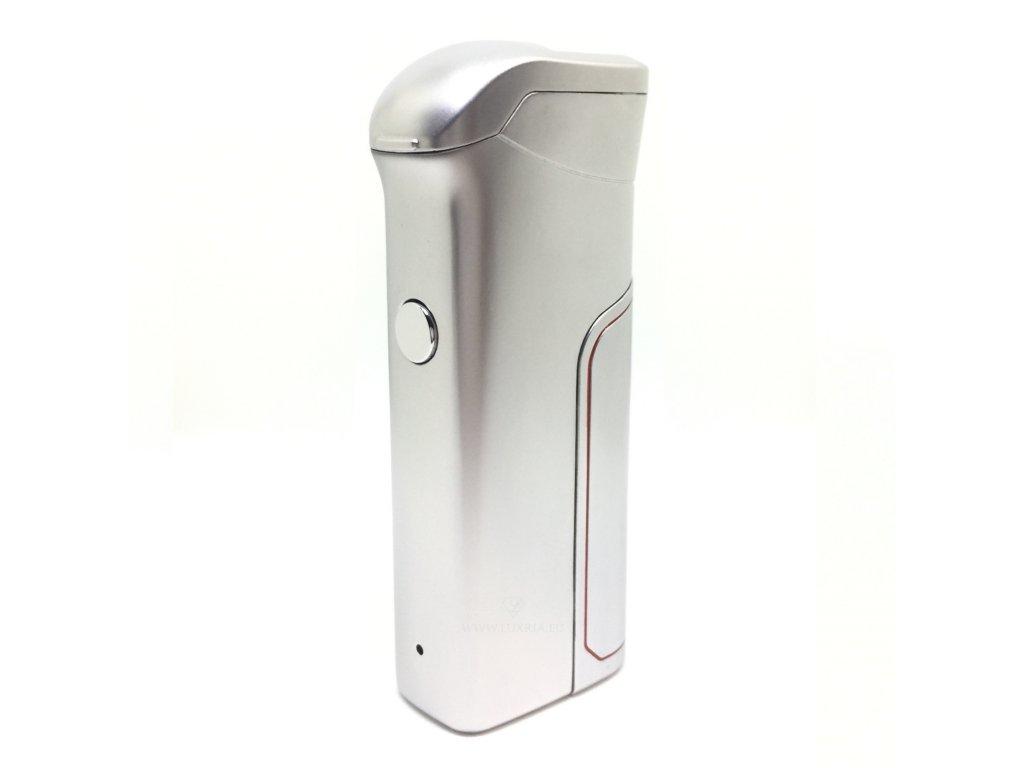 Plazmový zapalovač Massive strieborný - Luxria 1f52febcbdb