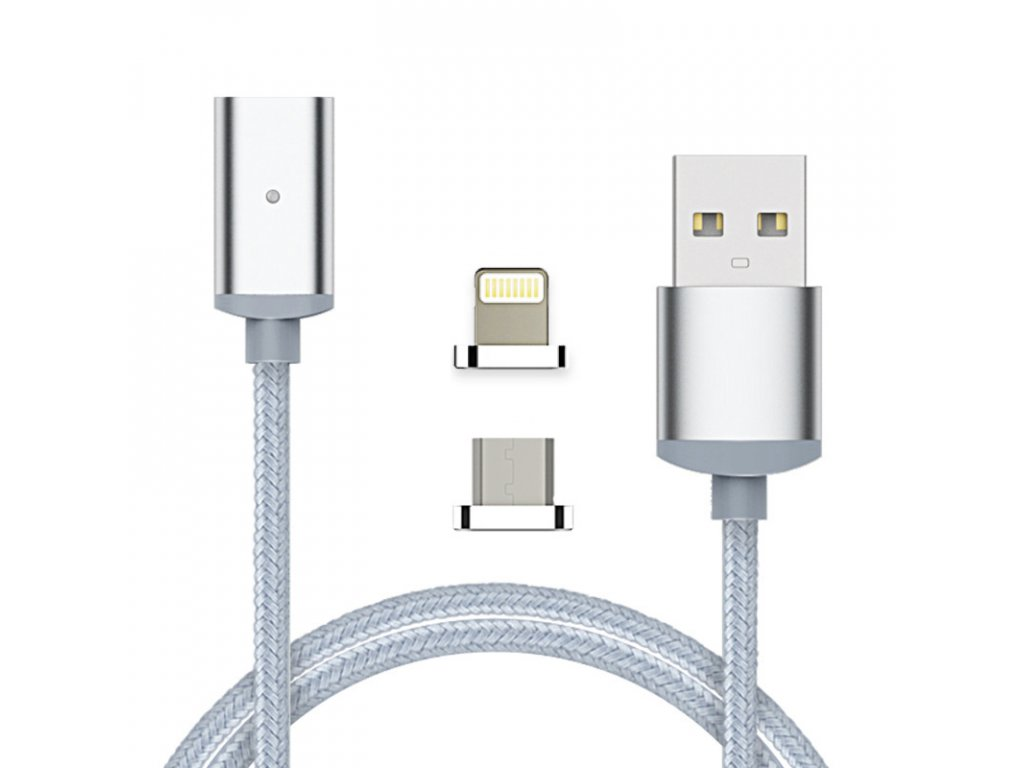 Magnetický kábel pre iPhone a6e3087dc5d