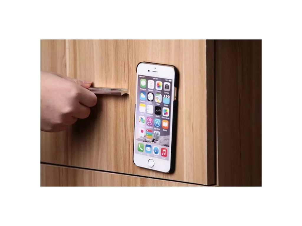 Antigravity Case - iPhone + Tvrdené sklo - Luxria a506a6dc092