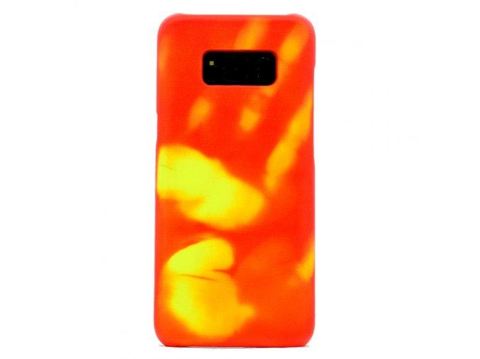 Termo Magic Červený obal pre Samsung Luxria 1