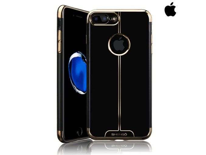 Piano Black iPhone Gold (9)