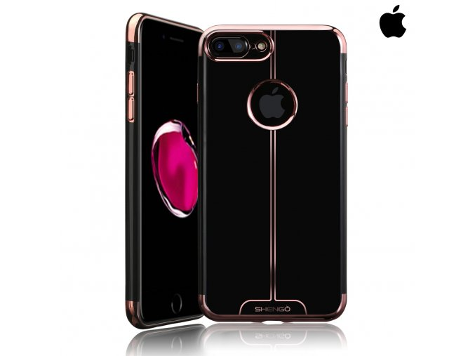 Piano Black iPhone Rose Gold (9)