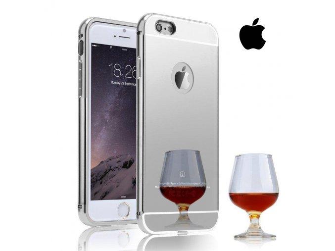 Roybens Mirror iPhone strieborny (1)