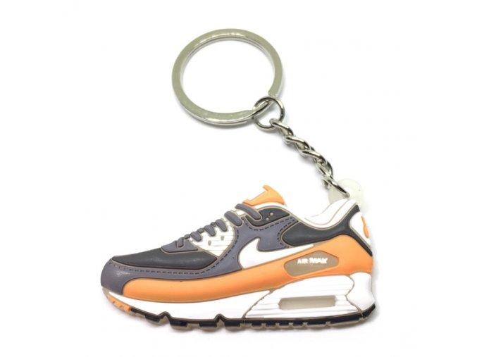 Prívesok Nike Air Max 90 Oranžová (1)