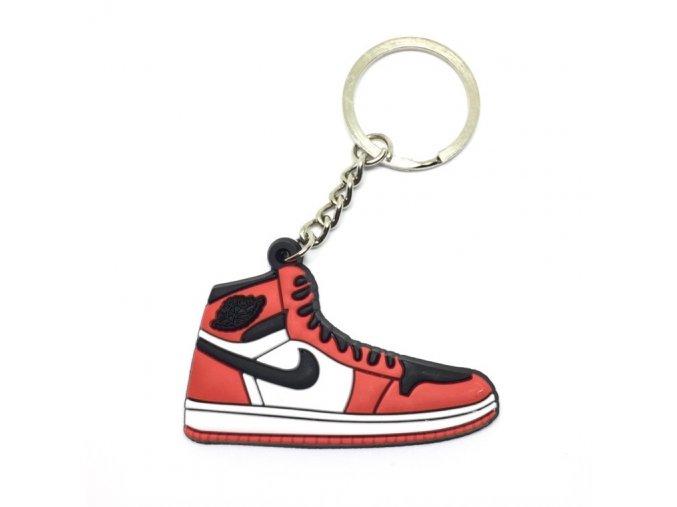 Prívesok Nike Air Jordan 1S Červená (1)