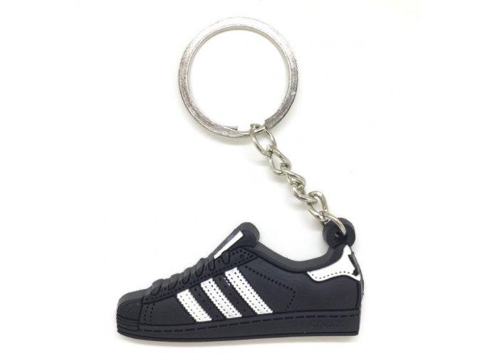 Prívesok Adidas Superstar Čierna (1)
