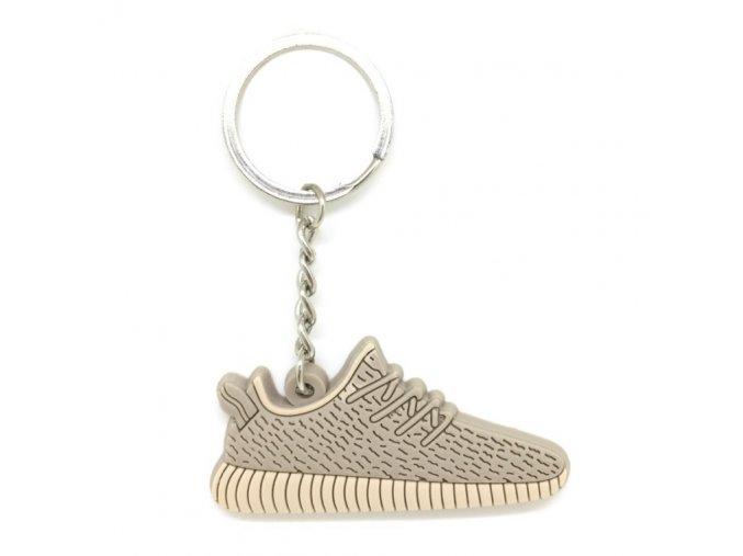 Prívesok Adidas YEEZY Boost 350 Hnedá (1)
