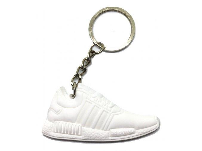 Prívesok Adidas NMD R1 Biela (1)