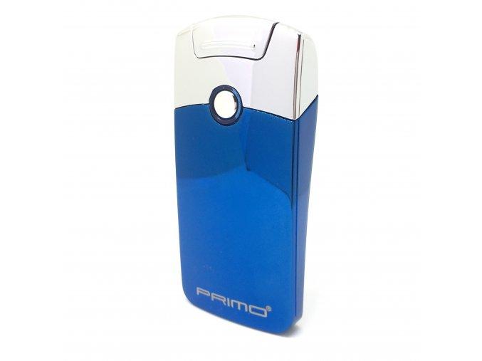 Plazmovy zapalovac Primo modry (1)