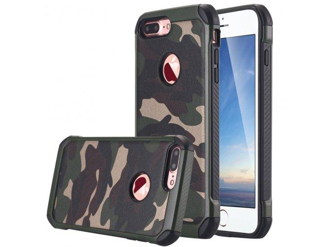Maskáčový obal pre iphone Militaire (1)