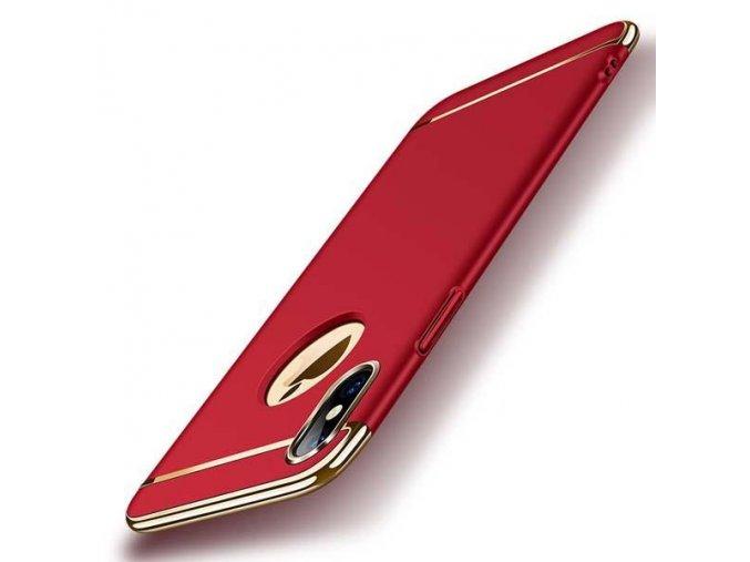 Majestic Gold obal pre iphone X červený (1)