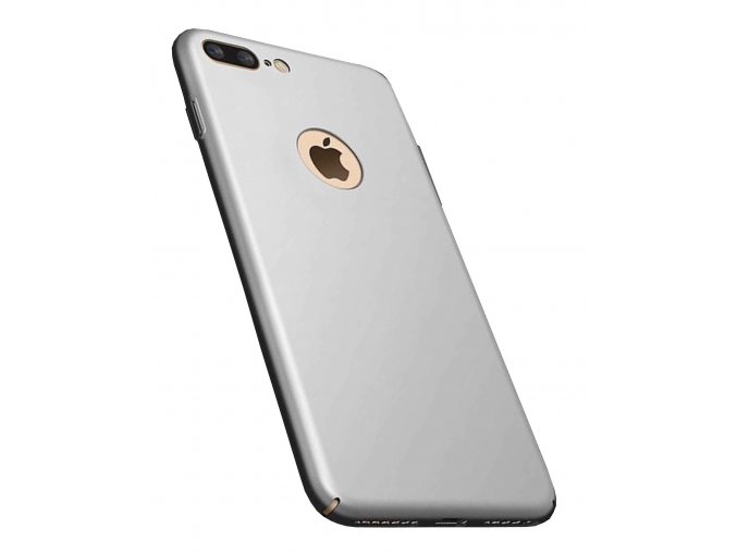 Slim Elegance iPhone 7 Plus, 7 black Silver obal Luxria 1