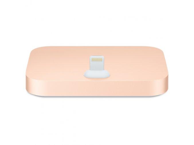 Dokovacia stanica pre iPhone Gold Luxria (1)