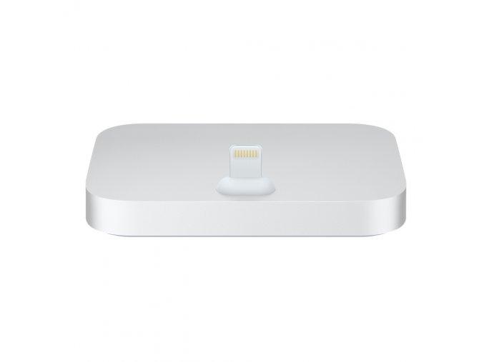 Dokovacia stanica pre iPhone Silver Luxria (1)