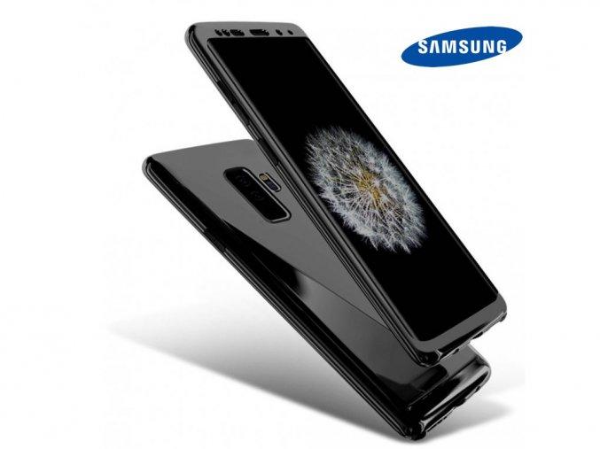 Chrómove púzdro Roybens Premium pre Samsung - Čierne  + Ďaľší obal od nás ako darček