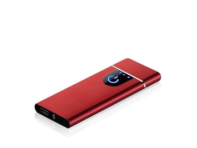 Plazmový zapalovač Luxria Minor Red