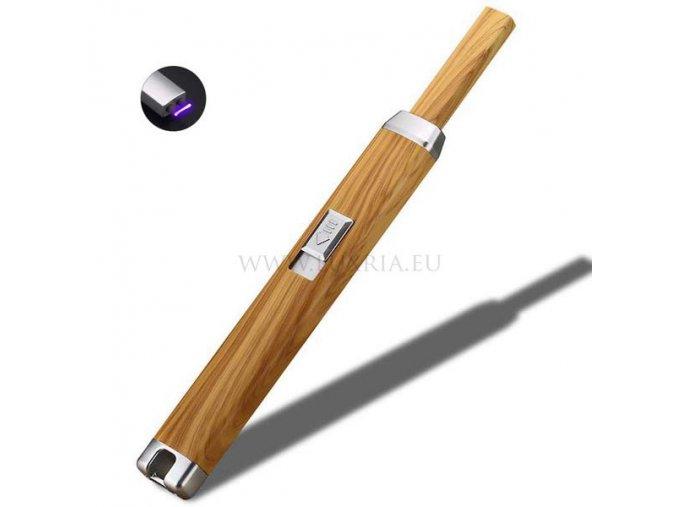 Long Wood - Krbový plazmový zapaľovač