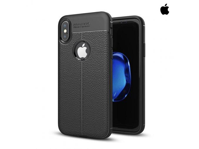 Roybens Litchi iPhone silikonovy obal pre iPhone 6