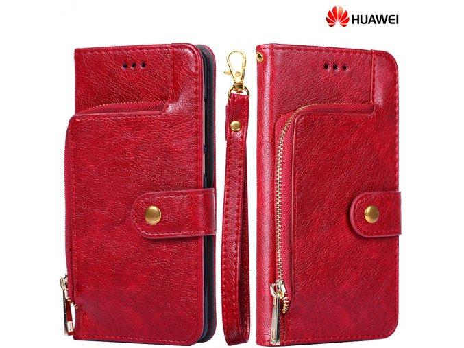 Luxusny penazenkovy obal Luxria pre iPhone, Samsung a Huawei 15